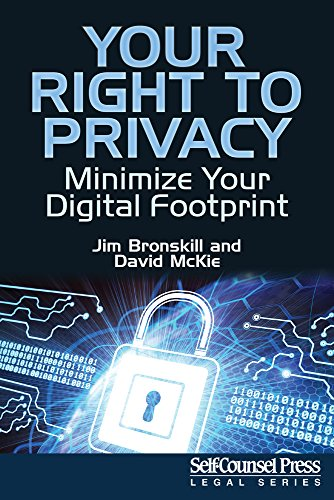Your Right To Privacy: Minimize Your Digital Footprint (Legal Series) (Digital Privacy compare prices)