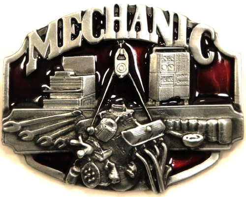 Mechanic Engine Block - Pewter - Made In Usa By Siskiyou