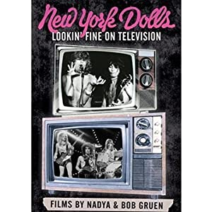 New York Dolls - Lookin' Fine on Television (DVD)