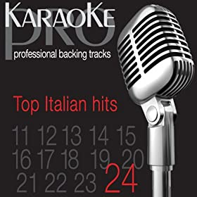 Un amore cos� grande (Karaoke Version In the Style of Mario del Monaco)