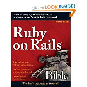 Ruby on Rails Bible
