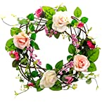 Rose and Vine Wreath