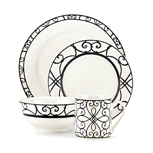 Lenox Emeril 16-Piece Decatur Dinnerware Set