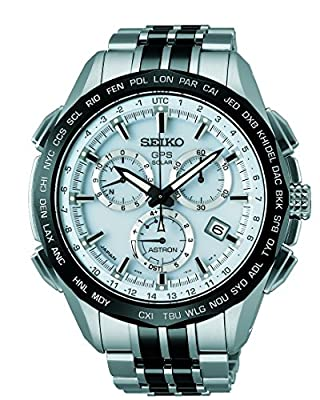 Mens Limited Edition Seiko GPS SSE001