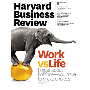 Harvard Business Review, March 2014 | [Harvard Business Review]