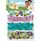 Disney Tinker Bell Value Confetti (Multi-colored) Party Accessory
