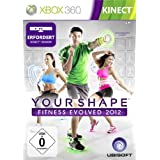 "Your Shape Fitness Evolved 2012 (Kinect erforderlich)von ""Ubisoft"""