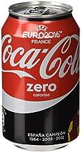 Comprar Coca-Cola Zero - Bebida refrescante aromatizada - Lata 33 cl, 1 unidad