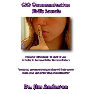 CIO Communication Skills Secrets Audiobook