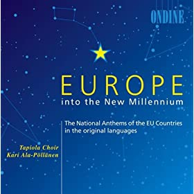 Freude schoner Gotterfunken (Europa-Hymne)