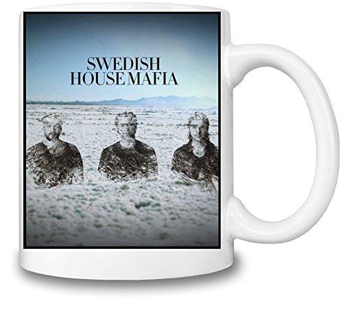 Swedish House Mafia Tazza Coffee Mug Ceramic Coffee Tea Beverage Kitchen Mugs By Genuine Fan Merchandise