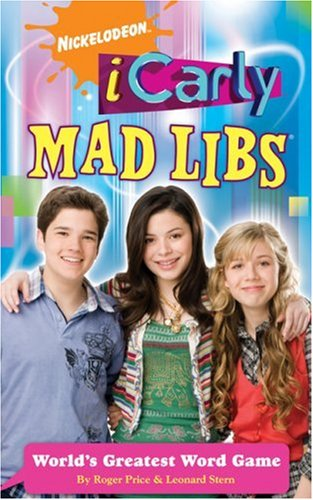 iCarly Mad Libs