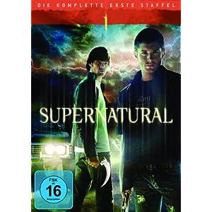 51rHlmBv3qL. SL500 AA300  [Amazon] Supernatural   Staffeln 1 4 auf DVD je nur 9,99€