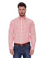 Spagnolo Camisa Rodas (Blanco / Naranja)