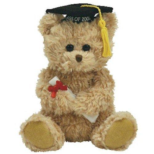 Ty Beanie Babies 2.0 Scholars 2008 Graduation Bear - 1