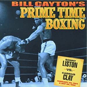 Sonny Liston vs. Cassius Clay Radio/TV Program