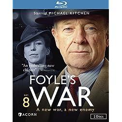 Foyle's War, Set 8 [Blu-ray]