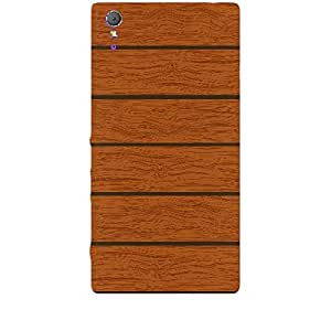 Skin4gadgets WOODEN PATTERN 8 Phone Skin for XPERIA T3 (M50w)