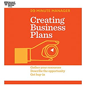 Creating Business Plans Audiobook