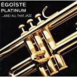 Dinah Washington Egoiste Platinum and All That Jazz / Various Artists (UK Import)