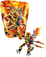 Lego Legends Of Chima-figurines D'action - 70211 - Jeu De Construction - Chi Fluminox