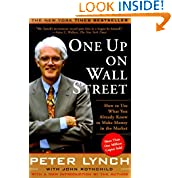 Peter Lynch (Author), John Rothchild (Contributor)  (347)  Buy new:  $17.00  $9.13  195 used & new from $1.83