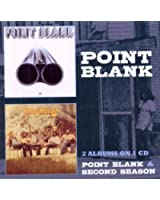Point Blank + Second Season (2 albums sur 1 seul CD)