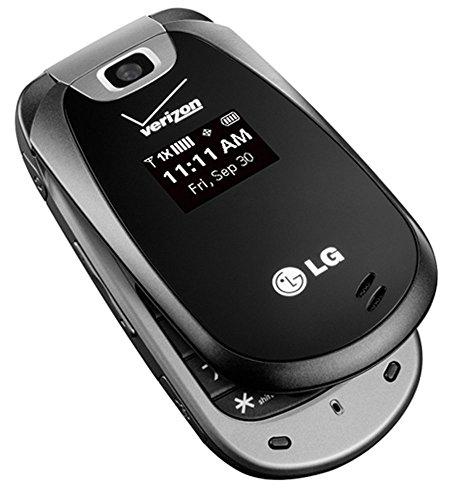 verizon-lg-vn150-revere-no-contract-grey-cdma-camera-cell-phone-excellent