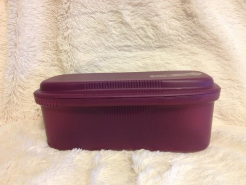 Tupperware Microwave Pasta/noodle Cooker - Berry Purple (Pasta Tupperware compare prices)