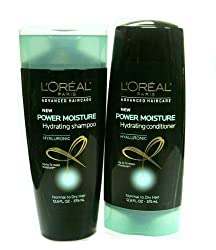 LOreal Advanced Hair Care Power Moisture Duo