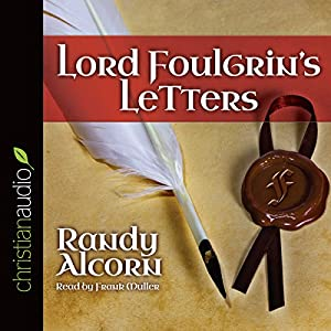 Lord Foulgrin's Letters Audiobook