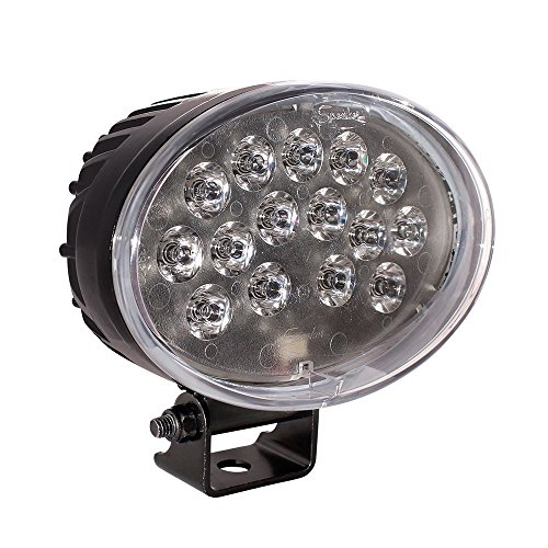 """Jw Speaker 7150S-12V Led Lamp Spot Polycarb, 3000 Effective Lumens, 12V Voltage, 30"""" Cord Length"""