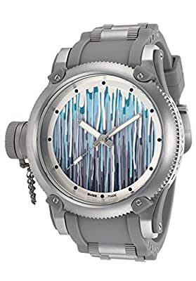 Invicta Men's 17478 Artist Analog Display Swiss Quartz Grey Watch