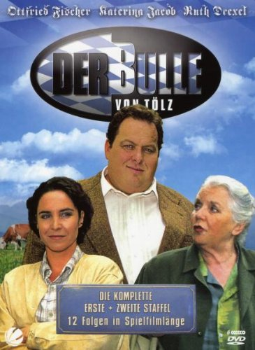 Der Bulle von Tölz - Staffel 1+2 (6 DVDs)