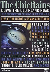 Chieftains, the - Live from Nashville [2003] (NTSC) [DVD]