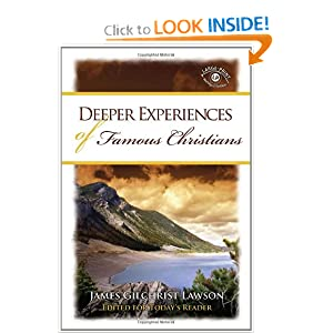 Deeper Experiences of Famous Christians book