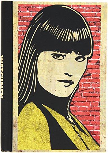 """Watchmen Journal """"Silk"""" - 1"""