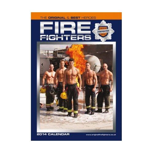 Firefighters: A3 (Calendar 2014)