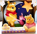 Disney Pooh & Piglet Light-up Star Bank