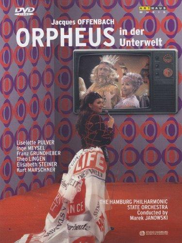 Offenbach, Jacques - Orpheus in der Unterwelt