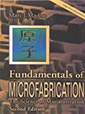 img - for Fundamentals of Microfabrication **ISBN: 9780849308260** book / textbook / text book