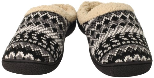 Cheap Isotoner Women's Fairilse Hoodback Slipper With Sherpasoft (B007ZNFC6W)