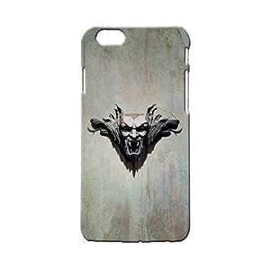 BLUEDIO Designer 3D Printed Back case cover for Apple Iphone 6 Plus / 6S plus - G1235