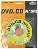 Sterling CD and DVD lens cleaner pre-owned