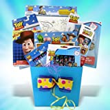 Disney Pixar Toy Story Gift Basket Great Get Well, Birthday Gift Baskets Idea for Boys and Girls
