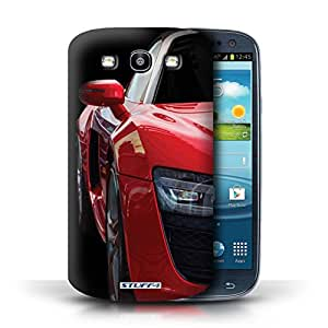 Amazon.com: STUFF4 Phone Case / Cover for Samsung Galaxy S3/SIII