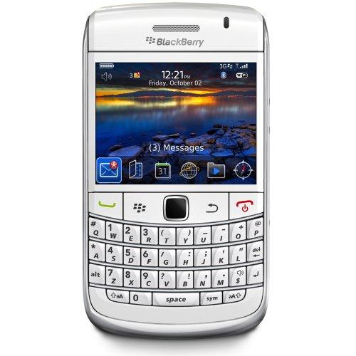 BlackBerry Bold 9700 Sim Free Smartphone - White