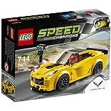 レゴ スピードチャンピオン シボレー コルベット Z06 75870