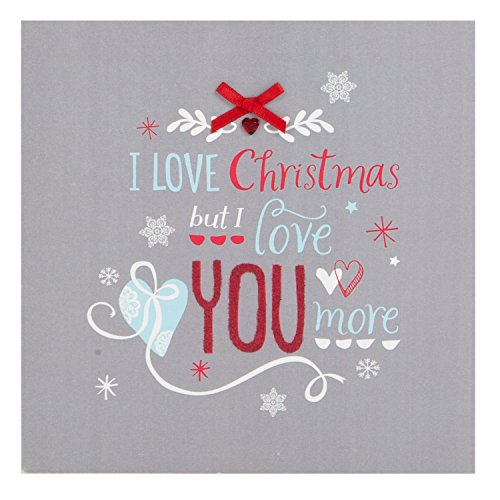 hallmark-weihnachtskarten-to-the-one-i-love-you-morelove-klein