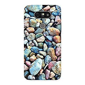Special Water Pebbels Multicolor Back Case Cover for LG G5